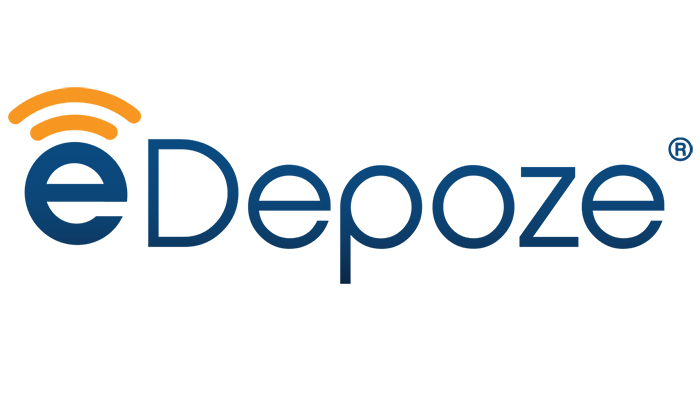 eDepoze logo - registered trademark-dark blue[2]